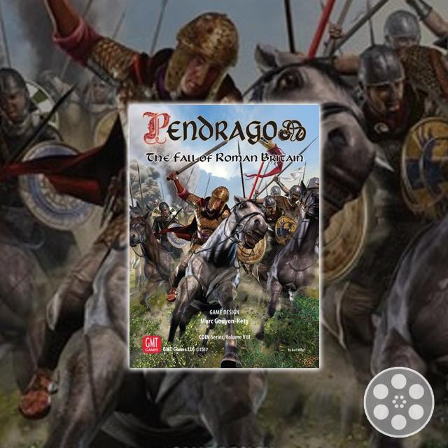 Pendragon: The Fall of Roman Britain Review