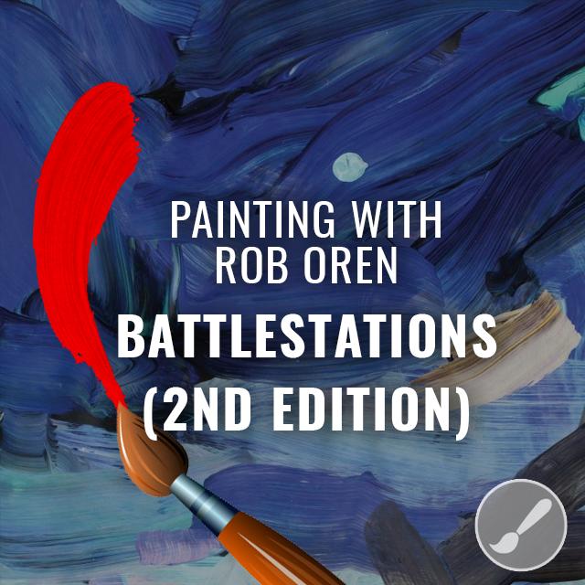 Battlestations (2nd Edition) Painting Tutorial