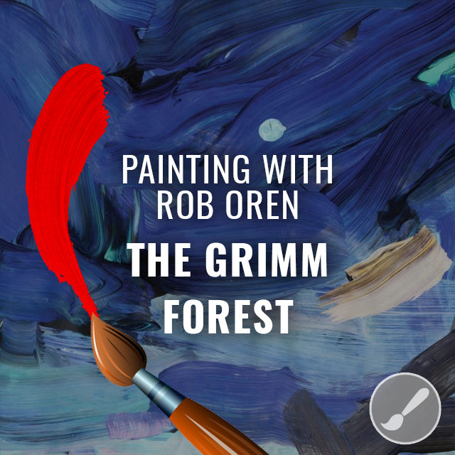 The Grimm Forest Painting Tutorial