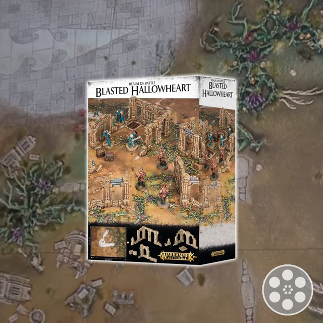 Warhammer Age of Sigmar: Blasted Hallowheart Review