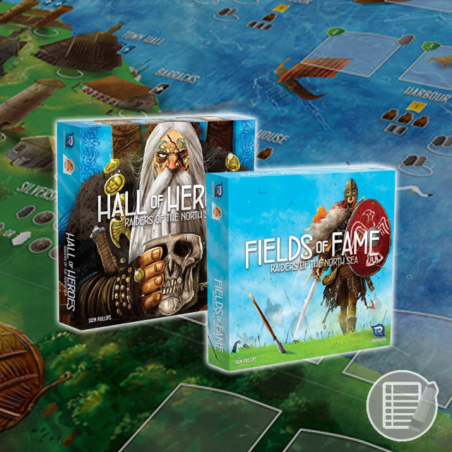 Raiders of the North Sea Expansions Review