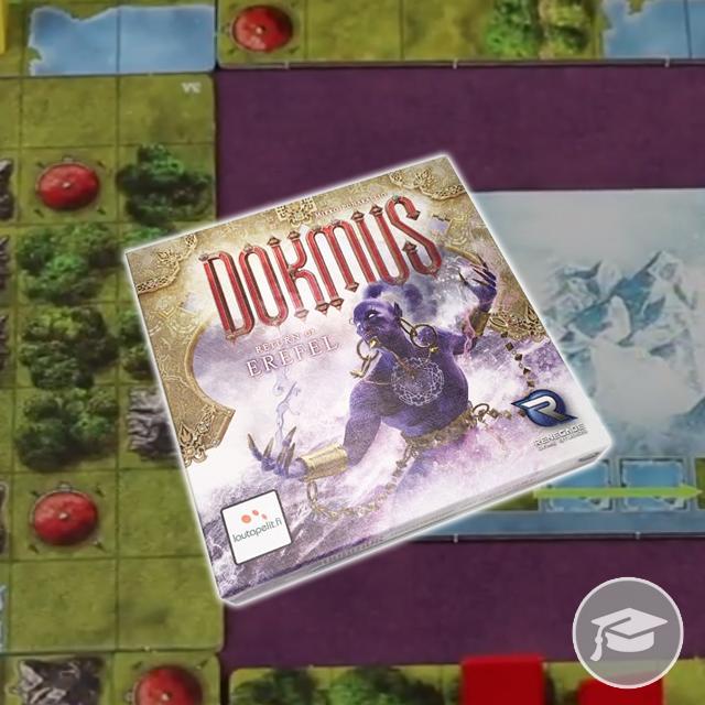 Dokmus: Return of Erefel Rules School