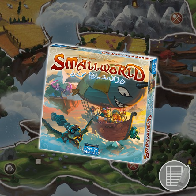 Small World: Sky Islands Expansion Review
