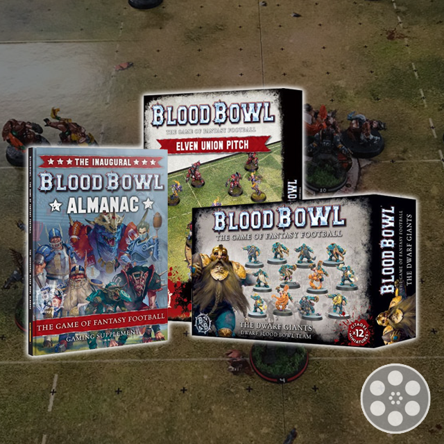 A Look at Blood Bowl Extras