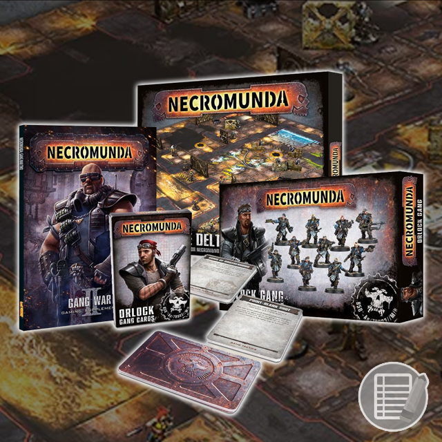 Necromunda: Underhive - Gang War 2 Review