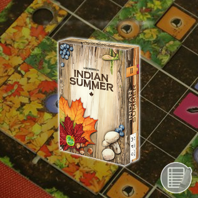 Indian Summer Review