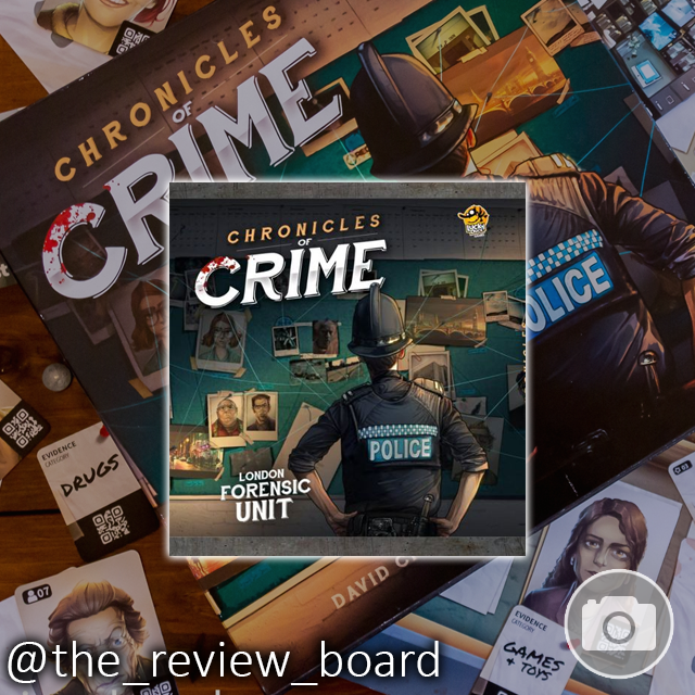 Chronicles of Crime - A Photostory