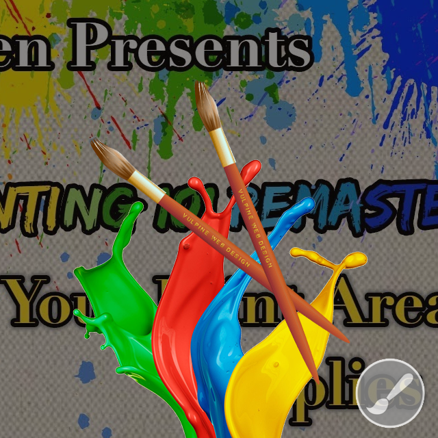 Painting 101 - Your Paint Area and Supplies