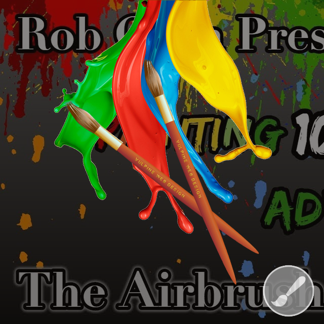 Painting 102 Advanced Class - The Airbrush Part 1