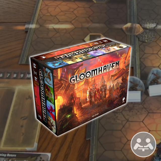 Gloomhaven Playthrough