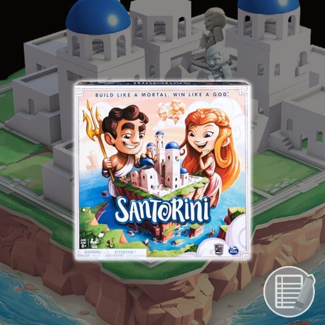 Santorini Review