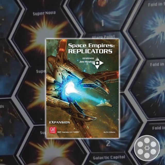 Space Empires: Replicators Review
