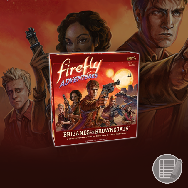 Firefly Adventures: Brigands & Browncoats Review