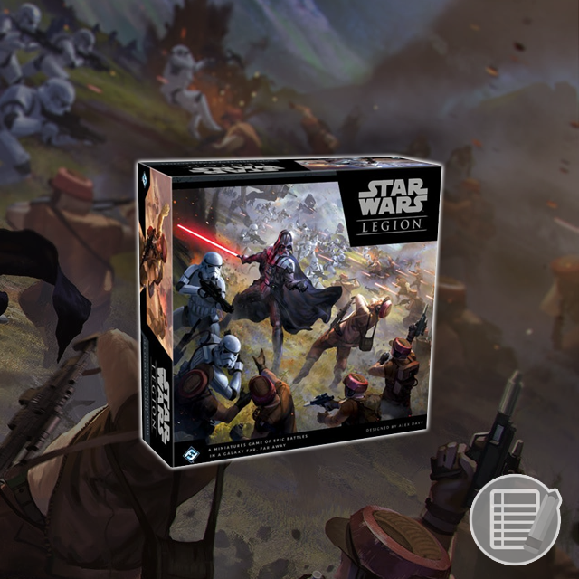 Star Wars: Legion - Core Set Review