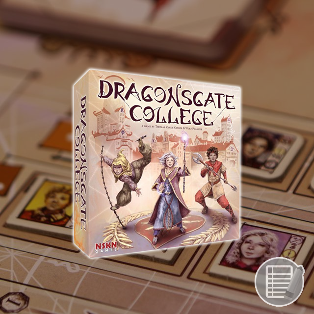 Dragonsgate College Review