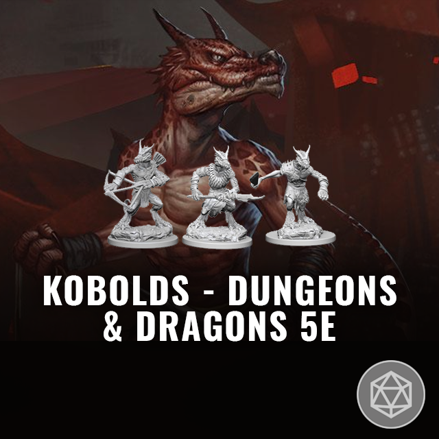 Kobolds - Dungeons and Dragons 5e