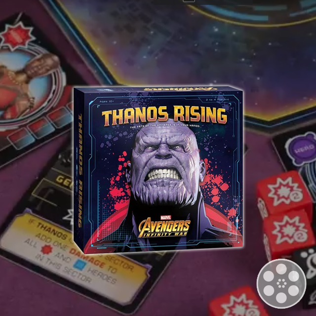 Thanos Rising: Avengers Infinity War Review