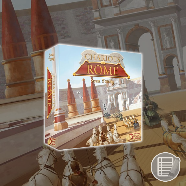 Chariots of Rome Review
