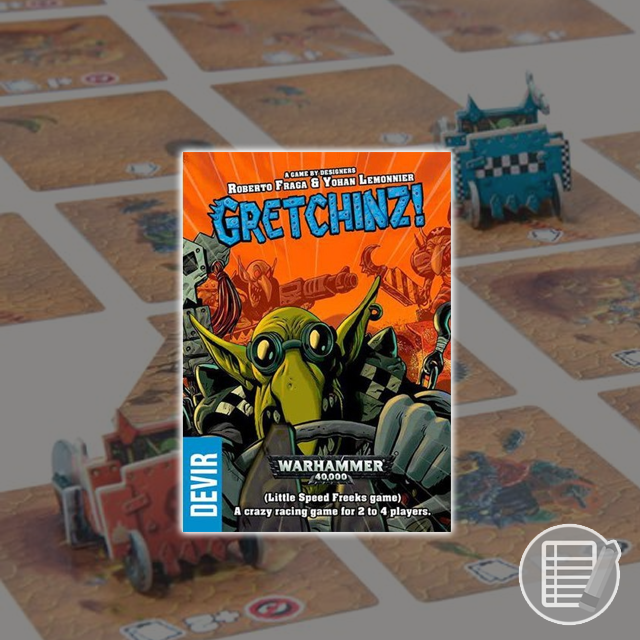 Gretchinz! Review