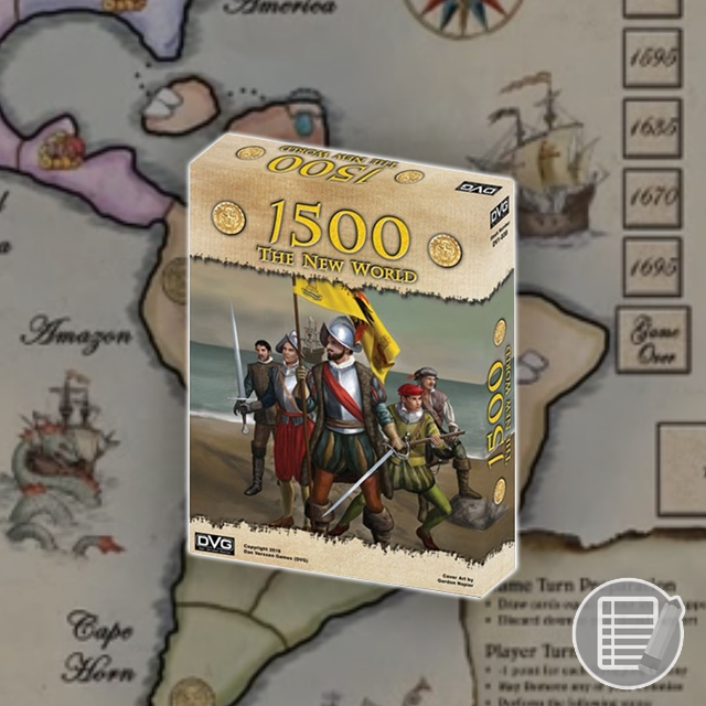 1500 The New World Review