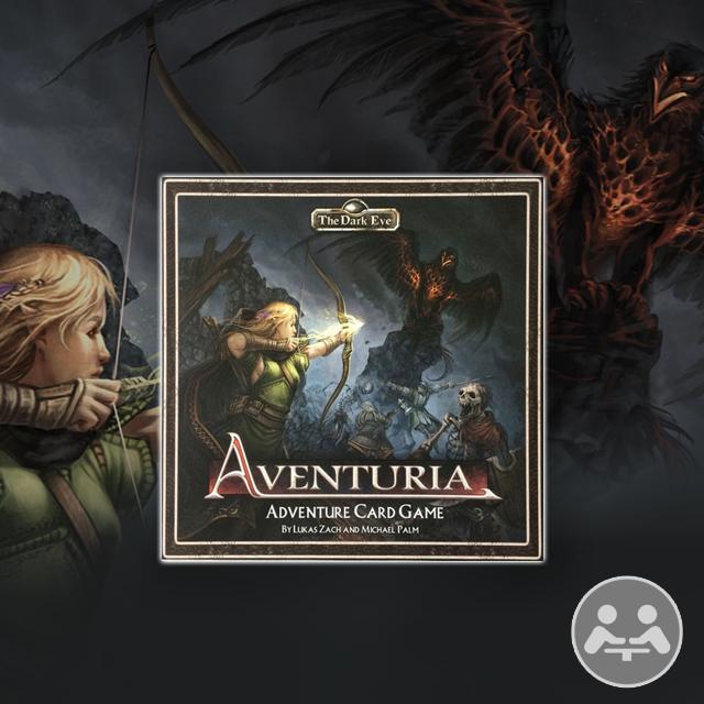The Dark Eye: Aventuria Card Game Playthrough