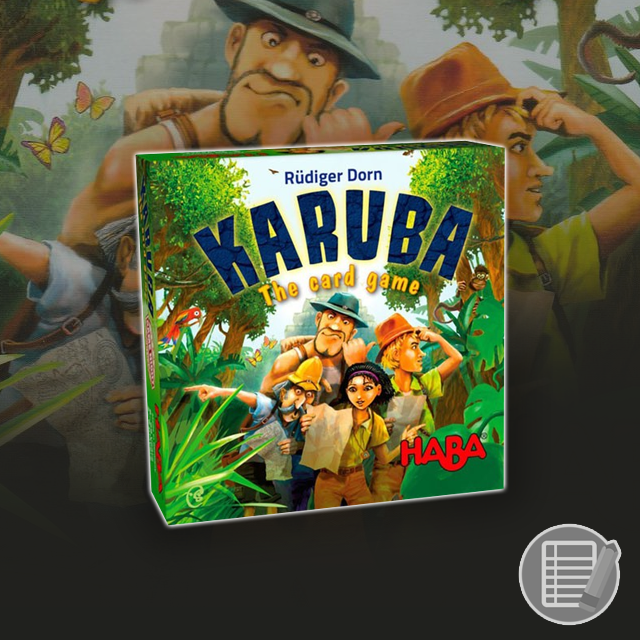 Karuba: The Card Game Review