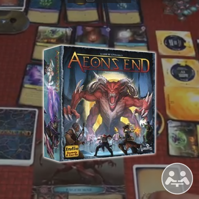 Aeon's End 2nd Edition Playthrough