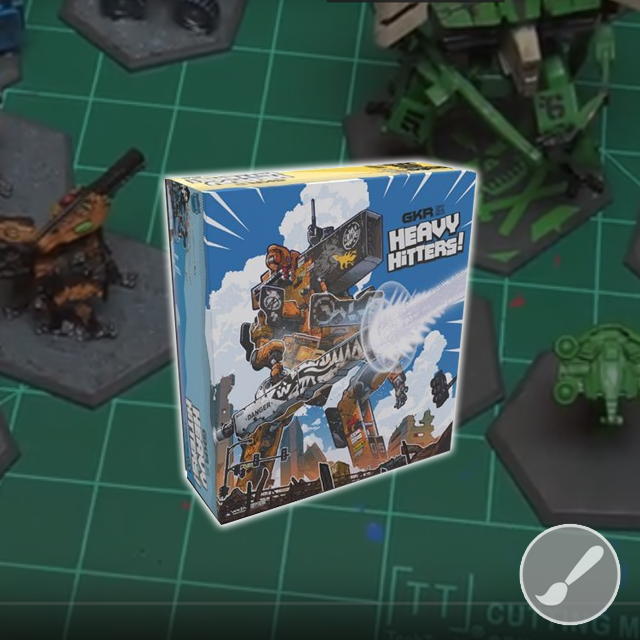 Painting with Rob - GKR: Heavy Hitters - Finale
