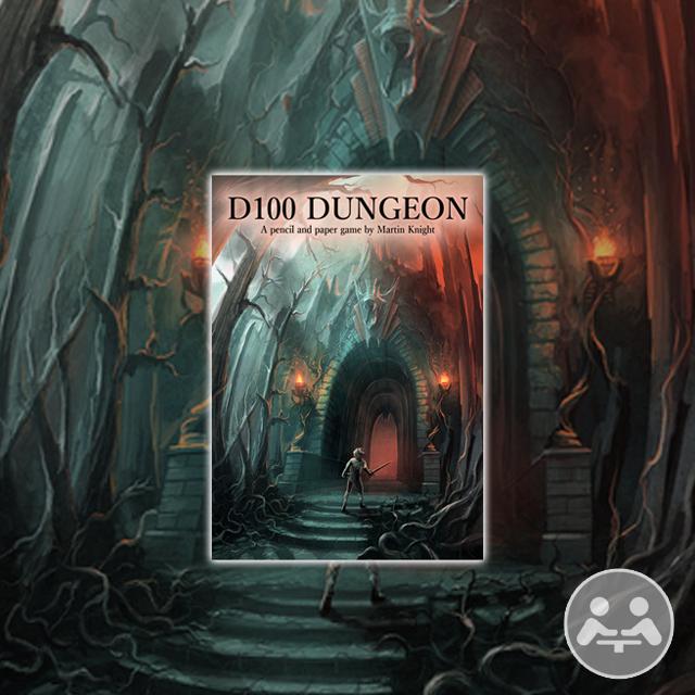 D100 Dungeon Playthrough