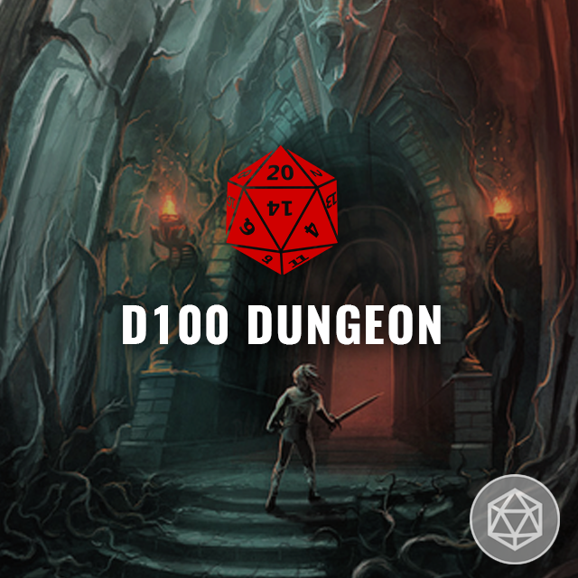 D100 Dungeon Review