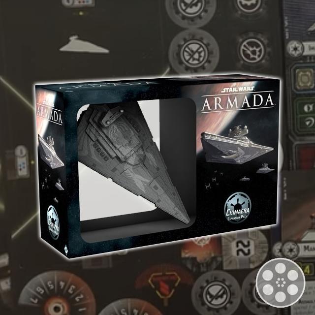 Star Wars: Armada - Chimaera Review