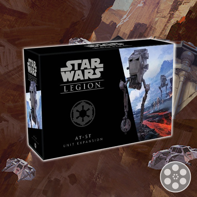 Star Wars: Legion - AT-ST Unbox & Build