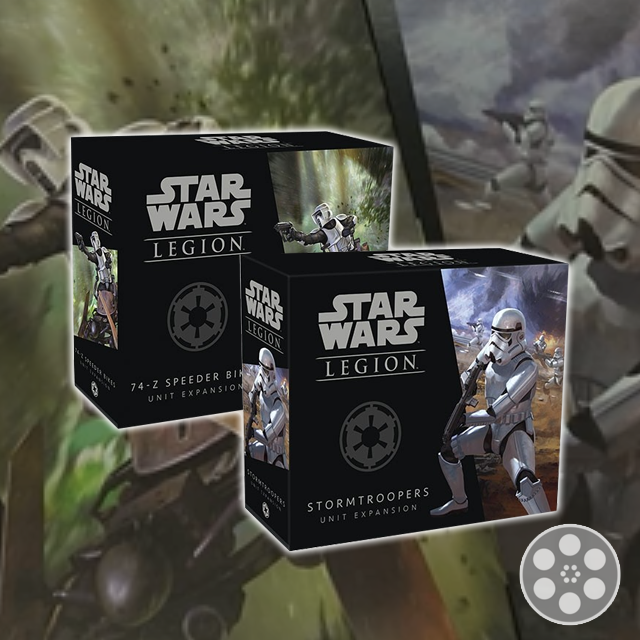 Star Wars: Legion - Imperials Unbox & Build