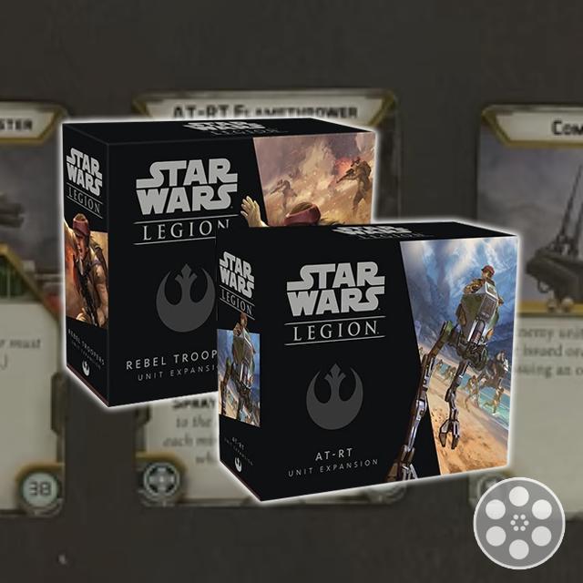Star Wars: Legion - Rebels Unbox & Build