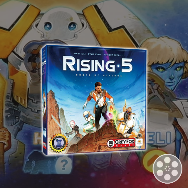 Rising 5: Runes of Asteros Review