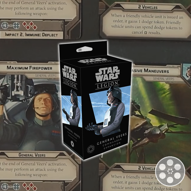 Star Wars: Legion - General Veers Review