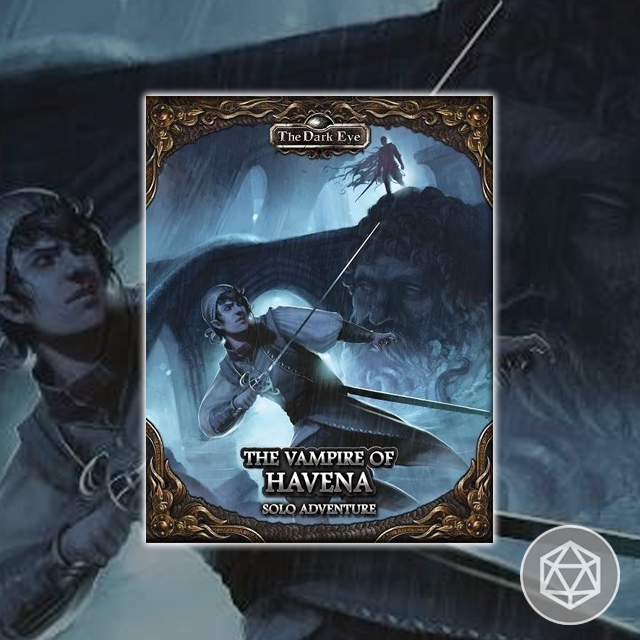 The Dark Eye - Vampire of Havena Review