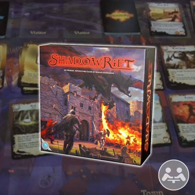 Shadowrift Playthrough