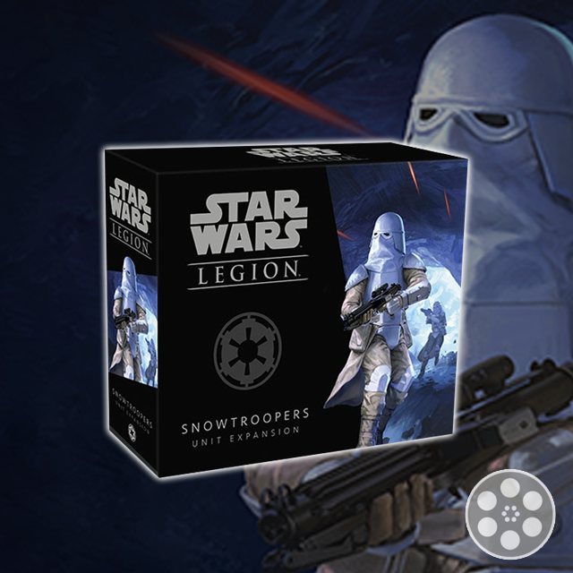 Star Wars: Legion - Snowtroopers Review