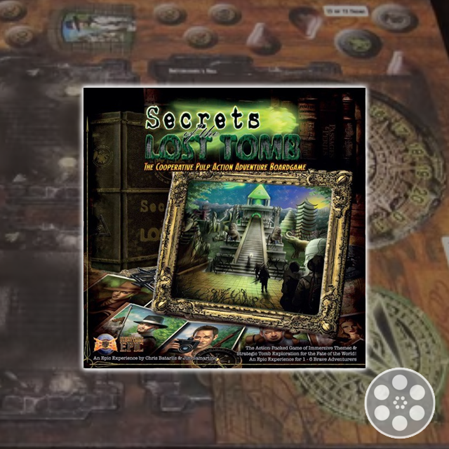Secrets of the Lost Tomb Review