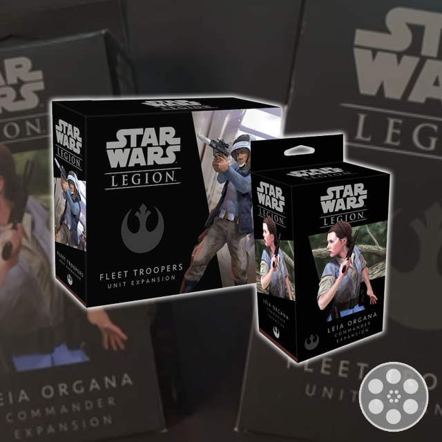 Star Wars: Legion - Leia & Fleet Troopers Unbox & Build
