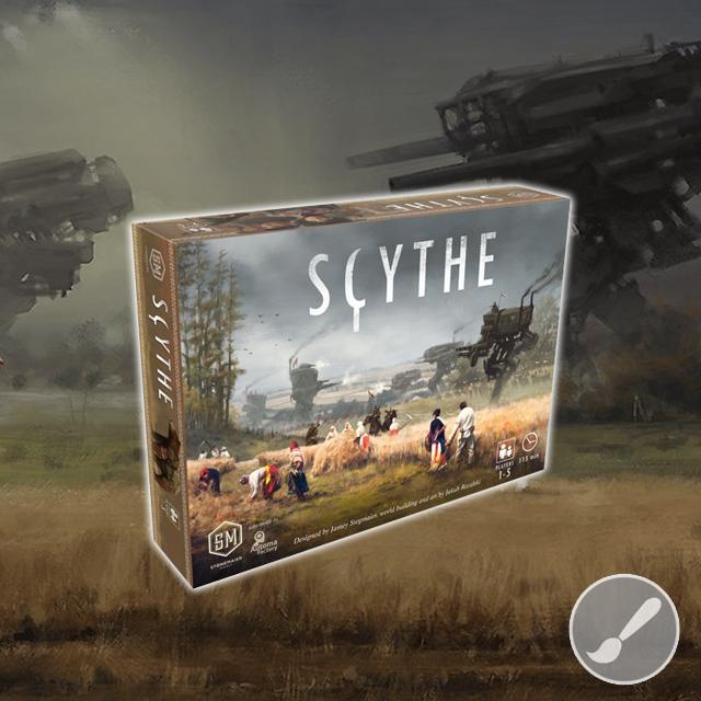 Scythe Minis Showcase