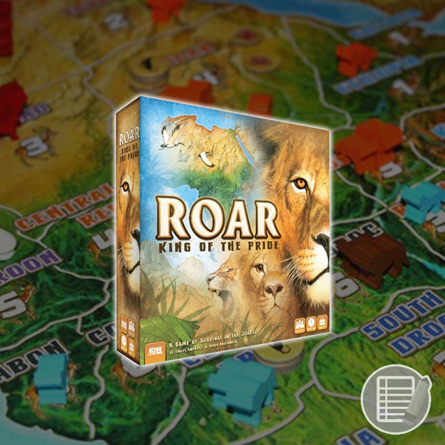 Roar: The King of the Pride Review