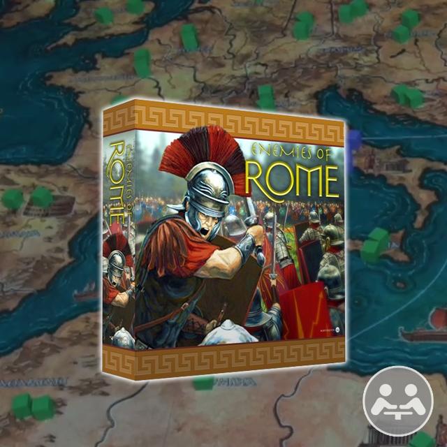 Enemies of Rome Playthrough