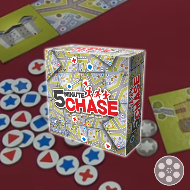 5 Minute Chase Review