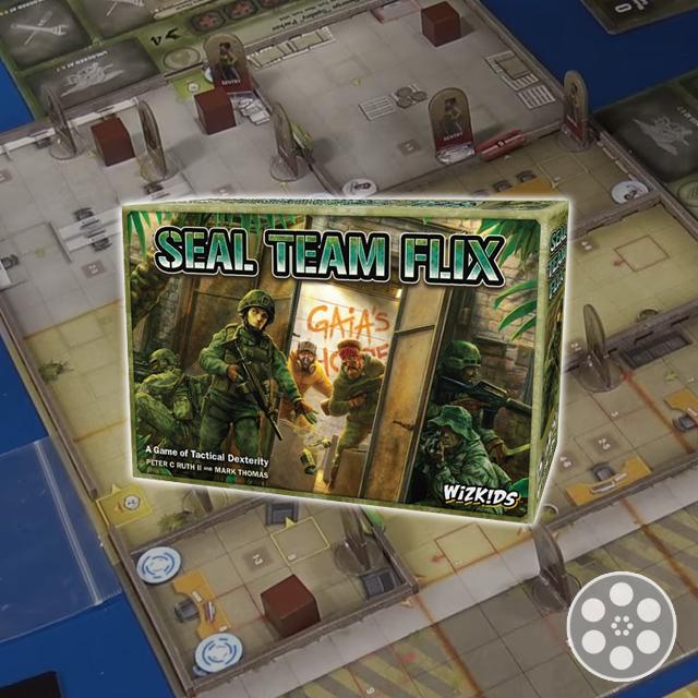 SEAL Team Flix Review