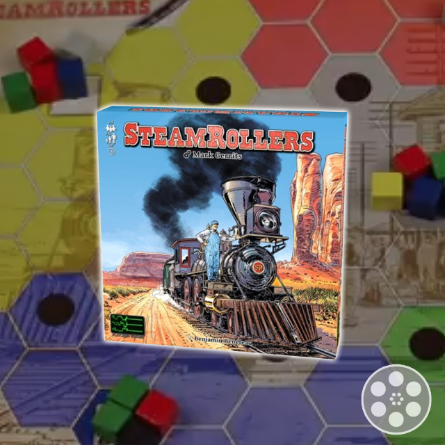 SteamRollers Review