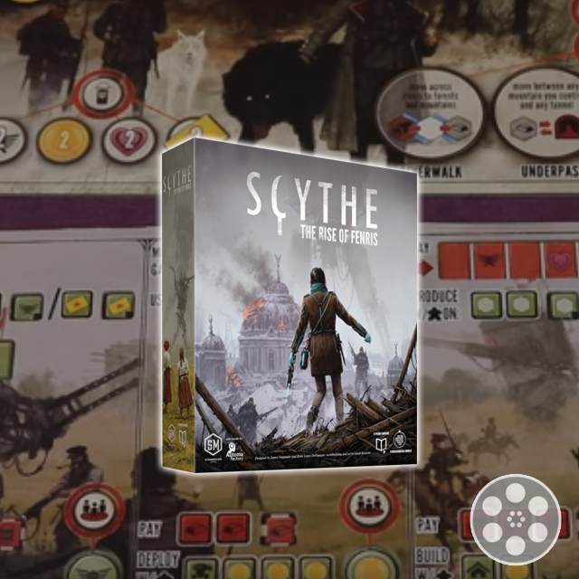 Scythe: The Rise of Fenris Overview