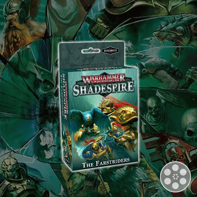 Shadespire - The Farstriders Unbox and Build