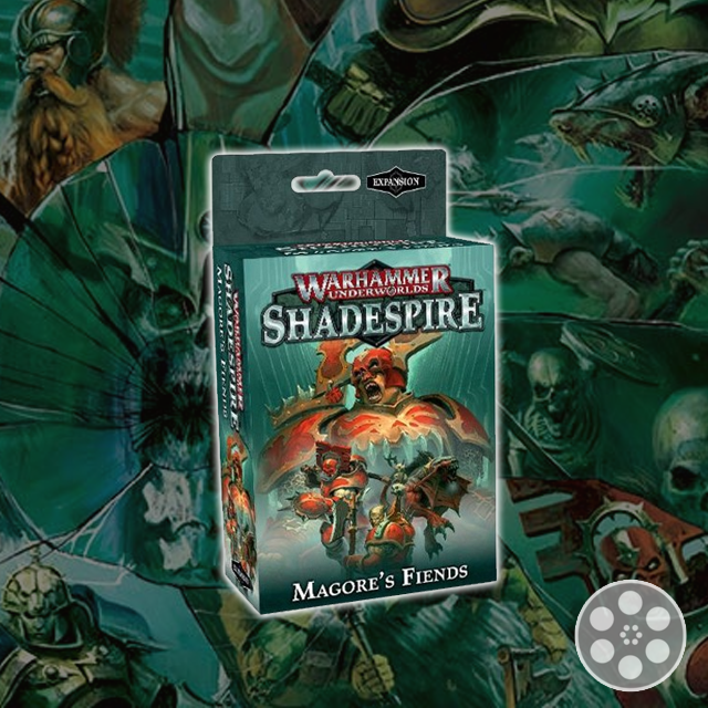 Shadespire - Magore's Fiends Unbox and Build